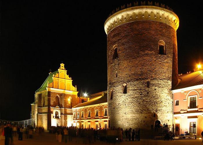 Люблин, Польша. Фото: Szater/commons.wikimedia.org