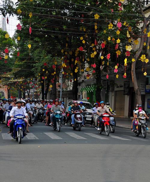 Мотоциклетный тур, Вьетнам. Фото: Dennis Jarvis/flickr.com