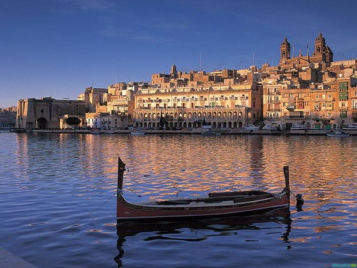 Мальта. Изучение английского языка — в удовольствие! Фото с transfer52.ru