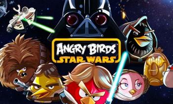 Оторвать ребёнка от игры в Angry Birds могут только Angry Birds. Фото с chat-18.ru