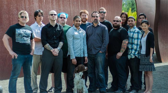 Команда CyanogenMode в сборе. Фото: cyanogenmod.org