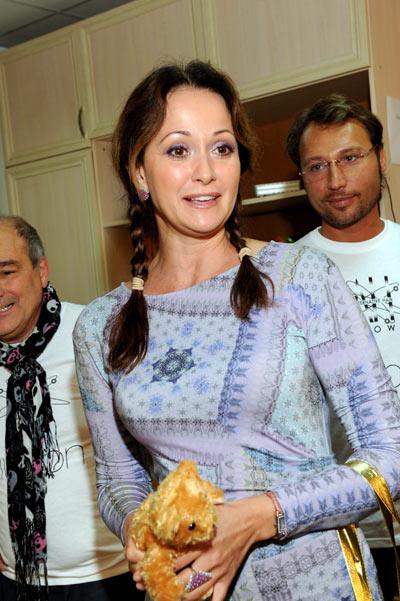 Ольга Кабо. Фото предоставлено Натальей Ракитской