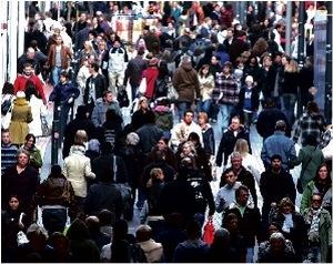 Демография обуславливает будущий экономический рост страны. Фото: Кристофер Фурлонг/ Getty Images