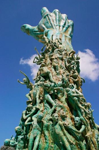 Мемориал «Холокост». Фото: Yvette Cardozo/Getty Images