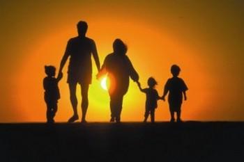 Какая семья счастливая? Фото с ladysweet.ru