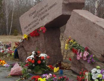 В Иркутске провели акцию памяти политических репрессированных в России. Фото: Оксана Торбеева/Великая Эпоха (The Epoch Times)