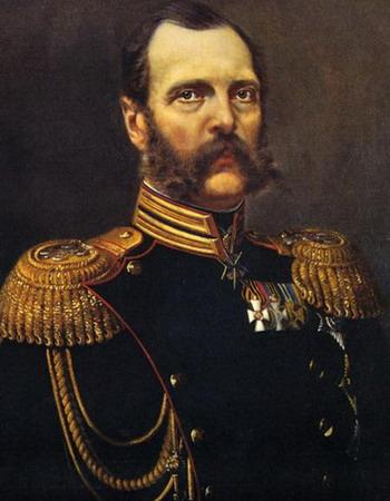 150 лет назад отменил крепостное право в России Александр II. Фото с сайта fegin.gorod.tomsk.ru