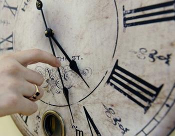 Часы. Фото РИА Новости