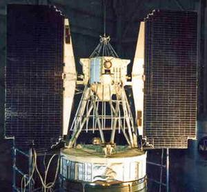Исследовательский спутник Нимбус-1964 года. Американская программа Нимбус внесла значительный вклад, чтобы изучить систему охлаждения земли. Фото: NASA