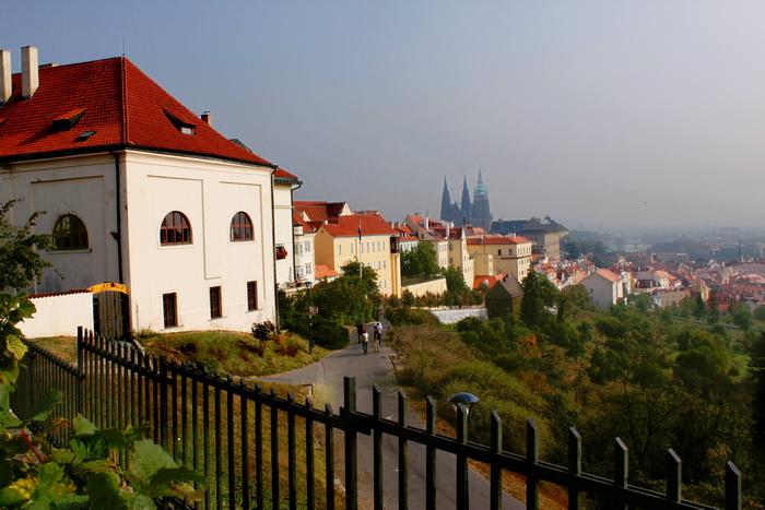 Прага сверху. Фото: Ирина Рудская/Великая Эпоха (The Epoch Times)