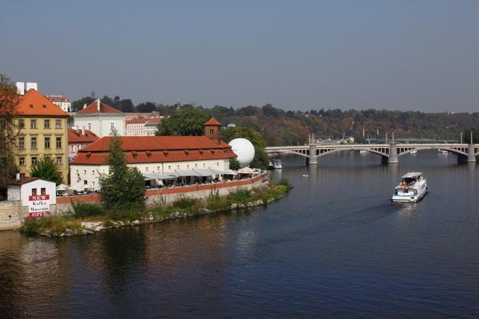 Река Влтава. Фото: Ирина Рудская/Великая Эпоха (The Epoch Times)