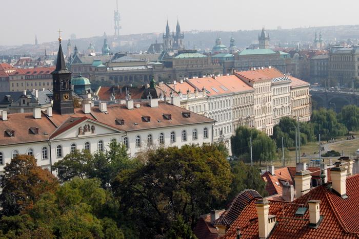 Панорама Старой Праги. Фото: Ирина Рудская/Великая Эпоха (The Epoch Times)
