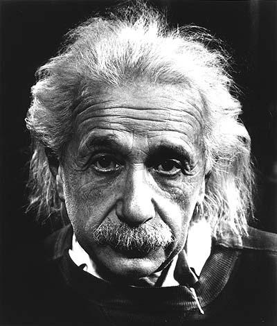 Альберт Эйнштейн. Филипп Халсман:  методика раскрепощения  фотомоделей. Фото с сайта gazeta.lv