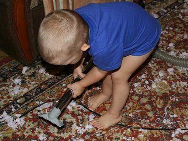 Пять отличных советов занятым родителям. Фото с сайта donbass.ua