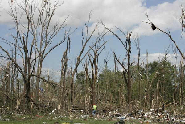 Апрель с Землей не шутит. Обзор. Фото: J.D. Pooley/Getty Images