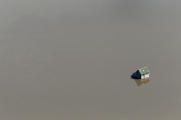 Апрель с Землей не шутит. Обзор. Фото: Scott Olson/Getty Images