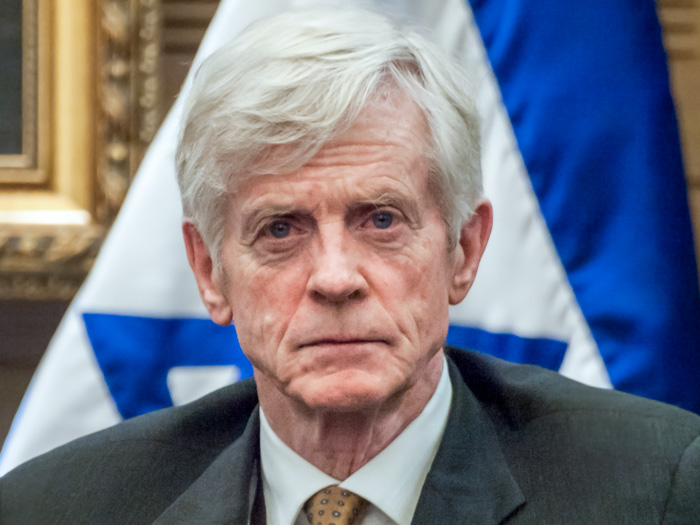 Дэвид Килгур — канадский правозащитник. Фото: Хава Тор/Великая Эпоха (The Epoch Times)