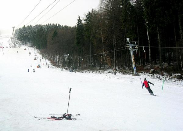 Новый год и Рождество в Чехии. Либерце – рай для горнолыжников. Фото: Алла ЛАВРИНЕНКО/ Великая Эпоха (The Epoch Times)