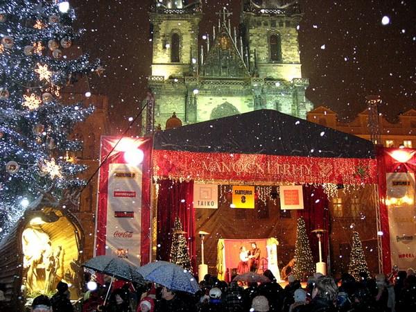Новый год и Рождество в Чехии. Рождественский концерт. Фото: Алла ЛАВРИНЕНКО/ Великая Эпоха (The Epoch Times)