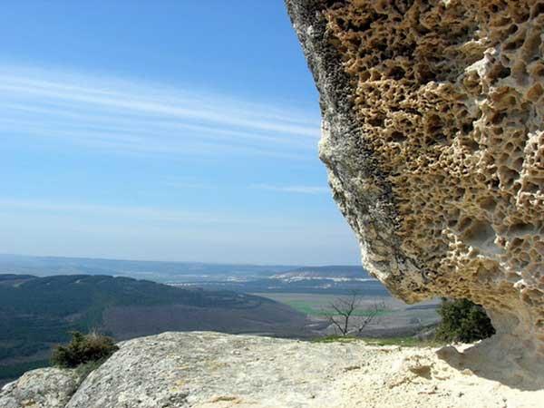 Крым. В горах началось цветение сон-травы. Фото: Алла Лавриненко/Великая Эпоха
