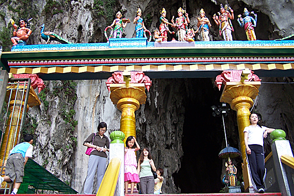 Пещеры Бату – природные достопримечательности Малайзии.Фото: Екатерина Кравцова/ Великая Эпоха/The Epoch Times
