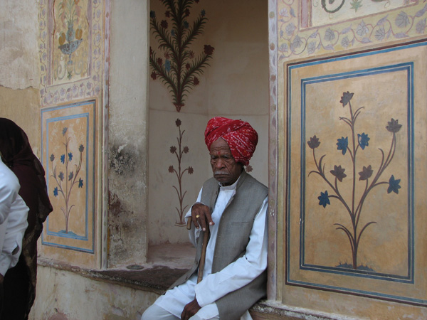 Местный житель.  Фото: Санджукта Мохапатра/Индия