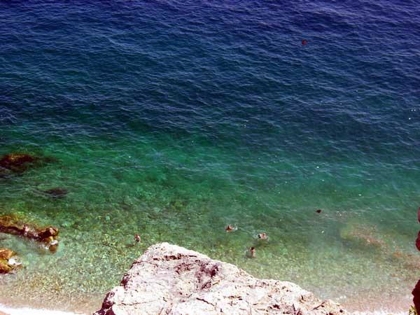 Крым. Пляж Васили. Фото: Алла Лавриненко/Великая Эпоха