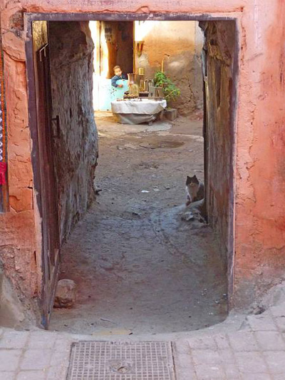 Марокко. Город Марракеш. Фото: Татьяна Игауне/Латвия
