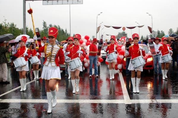 Царскосельский карнавал 2010. Фото: Ирина Оширова/Великая Эпоха