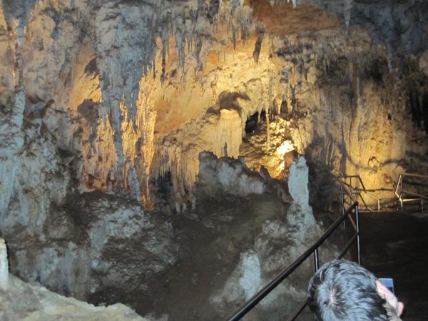 Австралия. Австралия. Пещеры парка Канангра (Kanangra).  Фото: Евгений Добрыгин