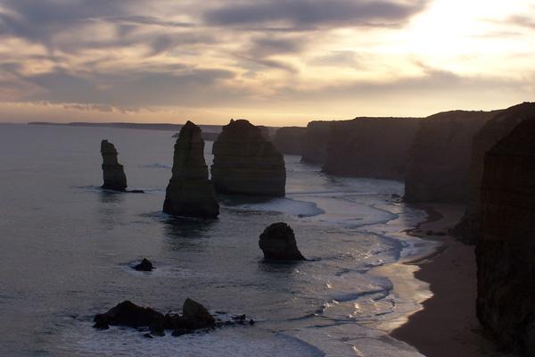 «Двенадцать Апостолов», Национальный парк Порт Кэмпэл, Австралия. Фото: Екатерина Кравцова/Великая Эпоха/The Epoch Times