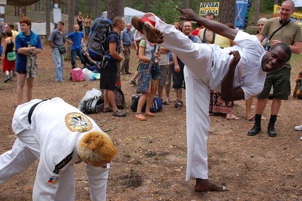 Фестиваль на природе  «Тундик-2010». Фото: Ирина Оширова/Великая Эпоха