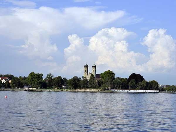 Летняя симфония Боденского озера. Фото: Николай Богатырев