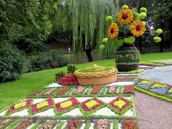 Выставка цветов в Киеве. Фото:Алла Лавриненко/Великая Эпоха