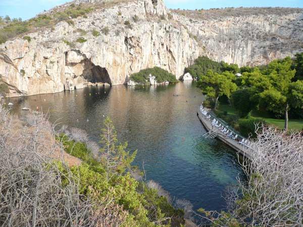 Минеральное озеро. Фото: Елена Захарова/Великая Эпоха