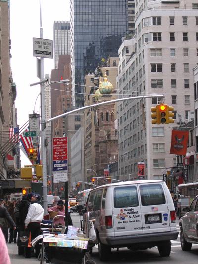 Нью-Йорк. Улицы и дома разных районорв. Фото: Лариса Демченко/Великая Эпоха/The Epoch Times