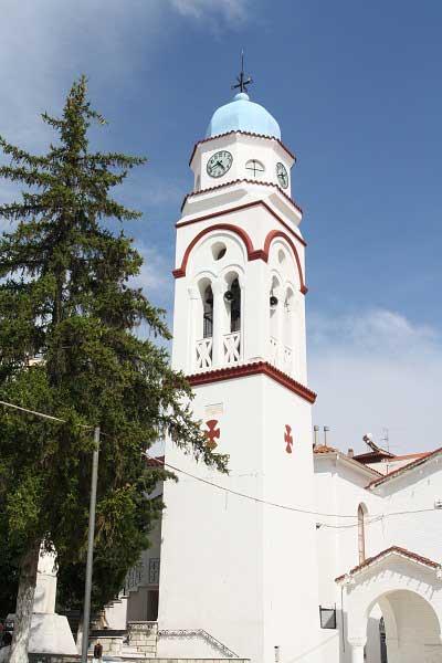 Колокольня церкви святого Николая. Фото: Сима Петрова/Великая Эпоха