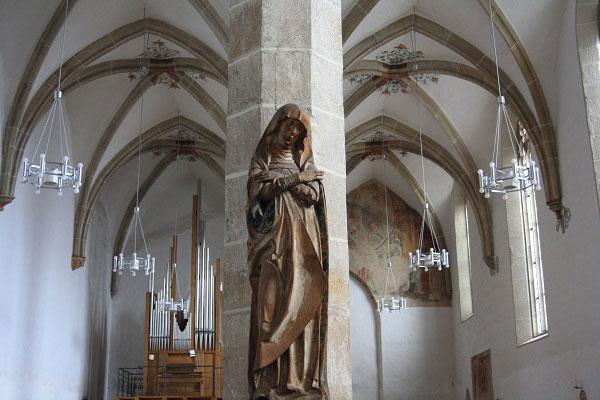 Монастырская церковь св. Хайнриха в Пирне. Фото: Сима Петрова/Великая Эпоха