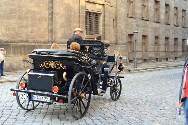 Дрезден. Фото: Сима Петрова/Великая Эпоха