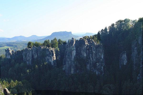 Саксонская Швейцария. Фото: Сима Петрова/Великая Эпоха