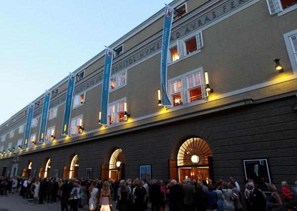 Фестивальный зал (Festspielhaus). Зальцбург – место рождения Моцарта. Фото: Miguel Villagran/Getty Images