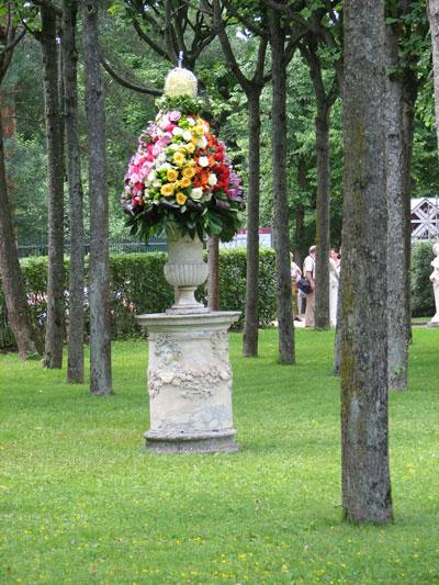 Международный фестиваль цветов «Императорский букет». Фото: Ирина Павловская/Великая Эпоха