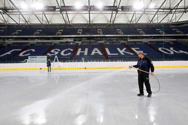Германия. Подготовка стадиона к чемпионату мира. Фото: Christof Koepsel/Bongarts/Getty Images