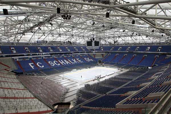 Германия. Общий вид стадиона. Фото: Christof Koepsel/Bongarts/Getty Images