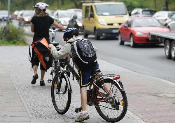 Немецкие дети пошли в школу. Фото: Andreas Rentz/Getty Images