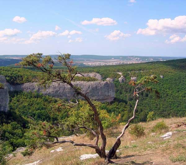 У крепости Сюйрень. Фото: Алла Лавриненко/ Великая Эпоха