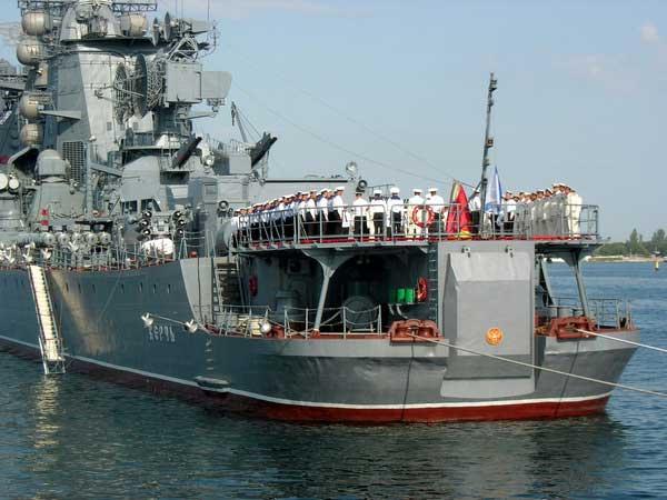День ВМФ в Севастополе. Фото: Алла Лавриненко/Великая Эпоха, Украина