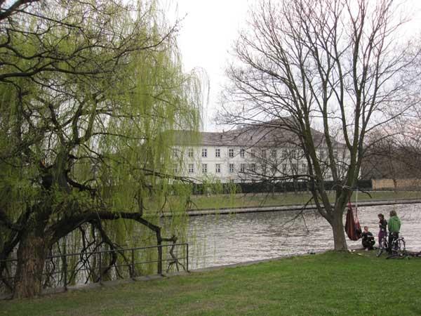 Апрельский солнечный день в Берлине. Фото: Ирина Лаврентьева/Великая Эпоха