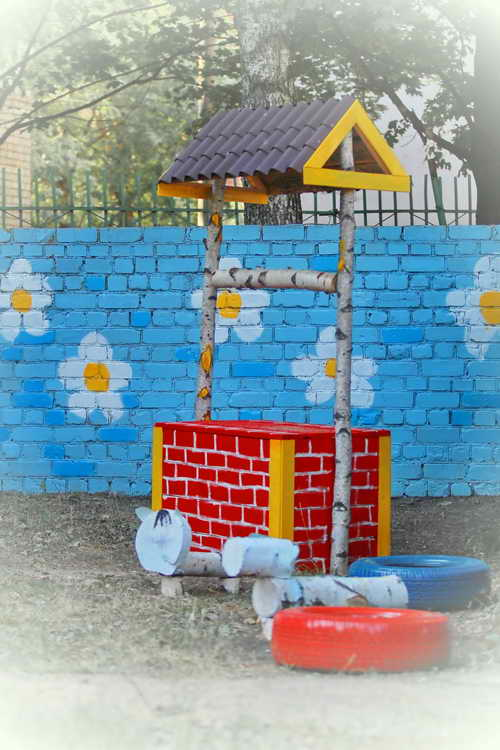 Детская площадка своими руками в доу - Pressmsk.ru