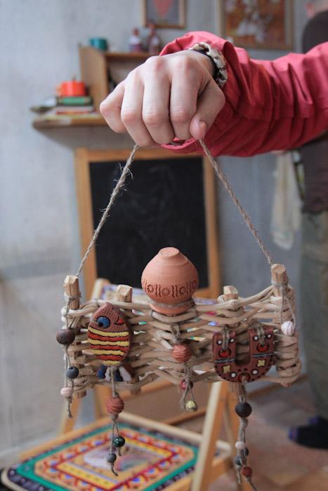 Изделия гончарного промысла. Фото:  Александр Трушников/Великая Эпоха (The Epoch Times)